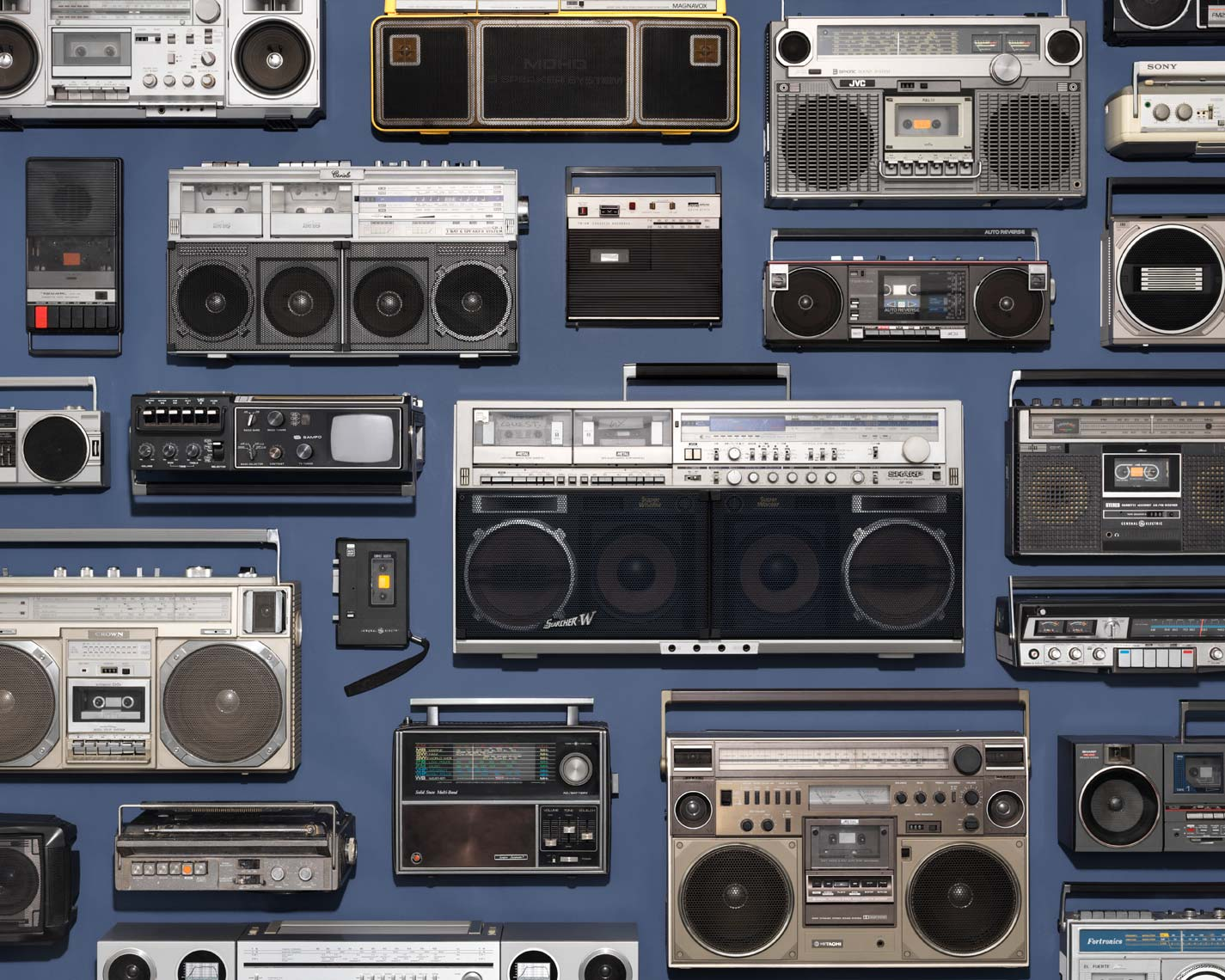Boombox_Collection