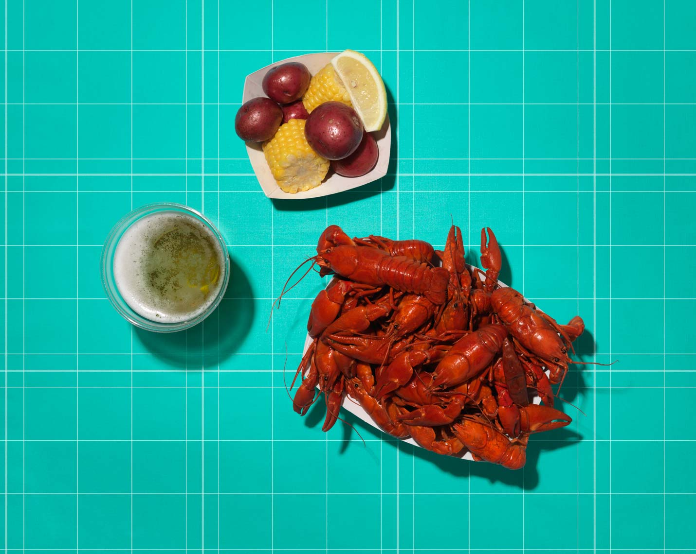 crawfish and potatoes treat new orleans jazz fest