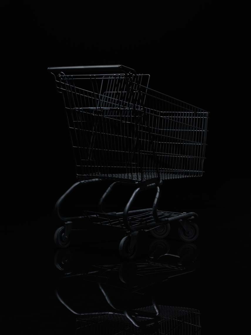Murdered_Out_Shopping_Cart