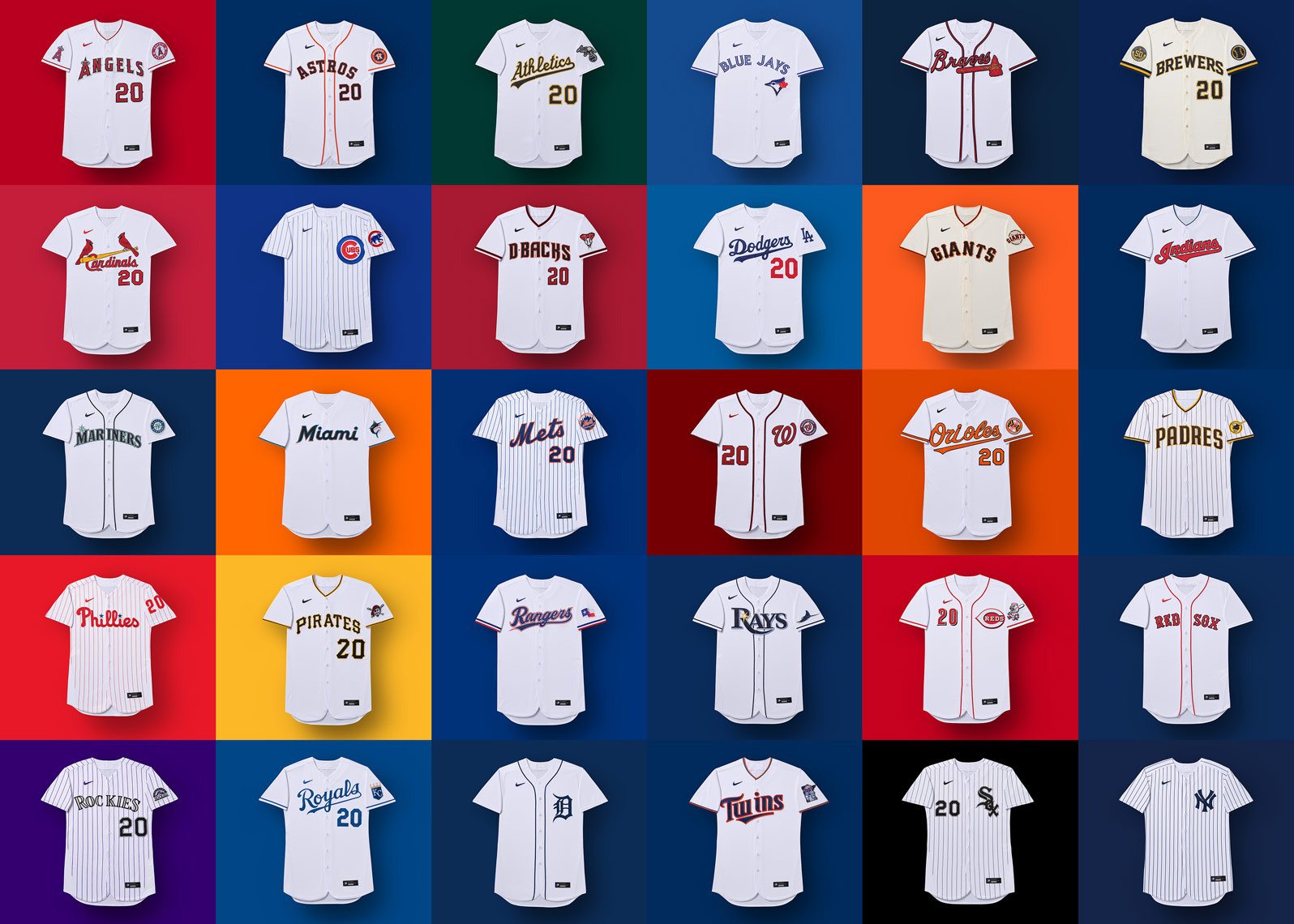 Nike_MajorLeagueBaseball-teams