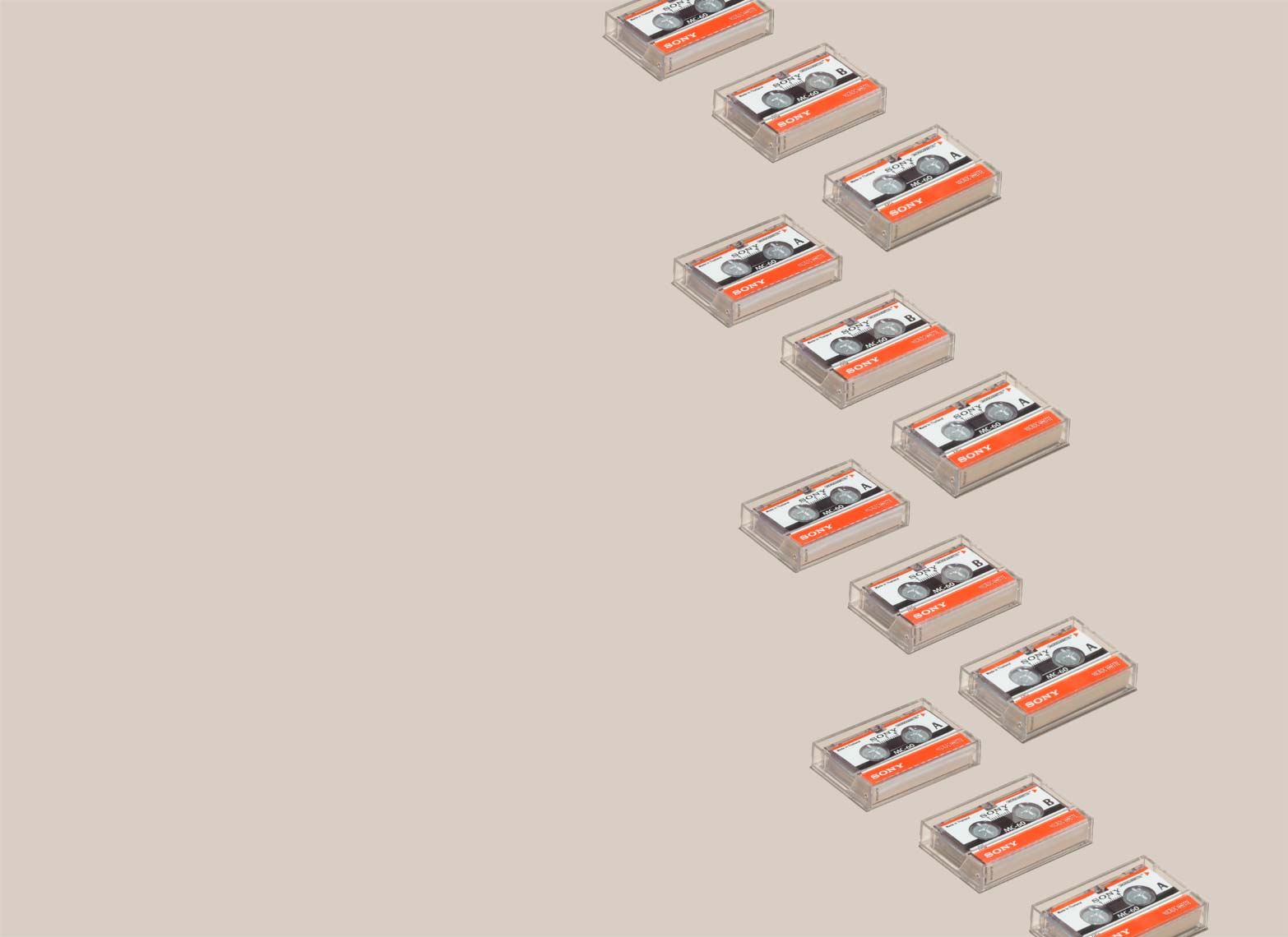 micro cassette tapes from answering machines
