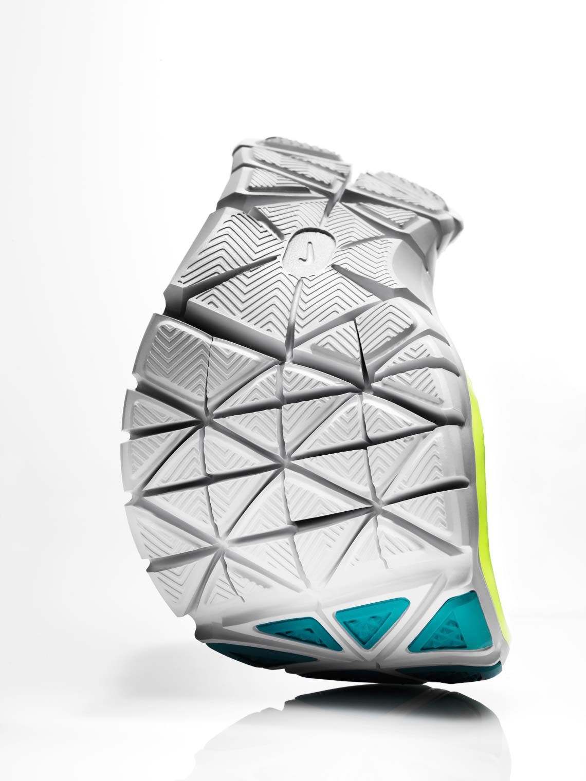 nike raining shoe with free sole