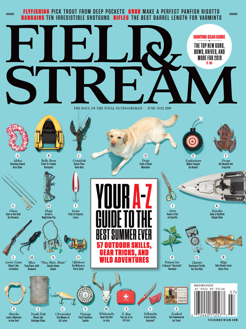 fieldandstream-encyclopedia-of-summer-2019-Cover